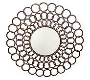 iron ring mirror QVC