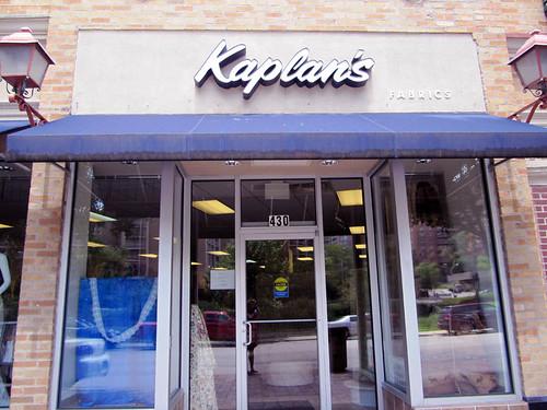 Kaplan's Fabrics, Kansas City