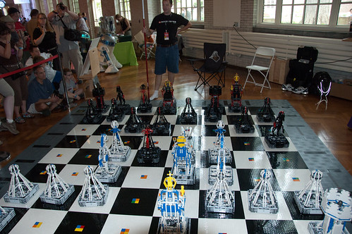 Robotic Lego Chess