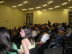 """Conferencia Dr. Michael Titze:  """"Gelotofobia (miedo a reír y al ridículo). Resultados de una investigación sobre el complejo de inferioridad"""" • <a style=""""font-size:0.8em;"""" href=""""http://www.flickr.com/photos/52183104@N04/4854629267/"""" target=""""_blank"""">View on Flickr</a>"""