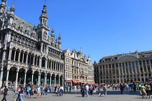 Grande Place, Bruselas
