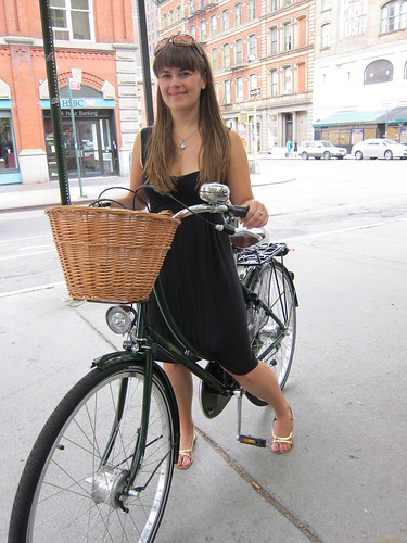 Trisha and the Pashley Princess Soveriegn