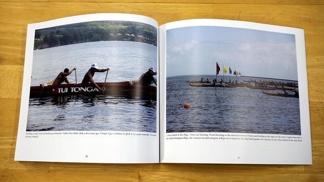 A Walk Along Hilo Bay: Blurb book interior
