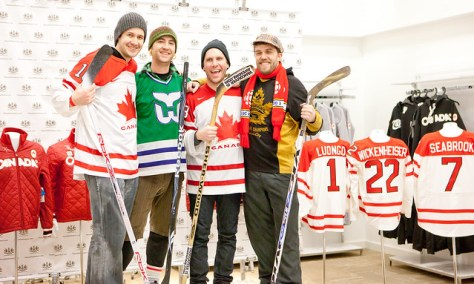 Chris Walts, Kris Krug, Bob Kronbauer, Dave Olson - Hockey Day In Canada