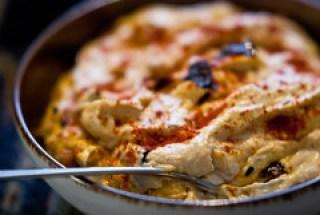 Humus, baba ganoush, fattee en andere heerlijkheden
