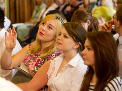 Parliament and young people: Lord Puttnam's lecture