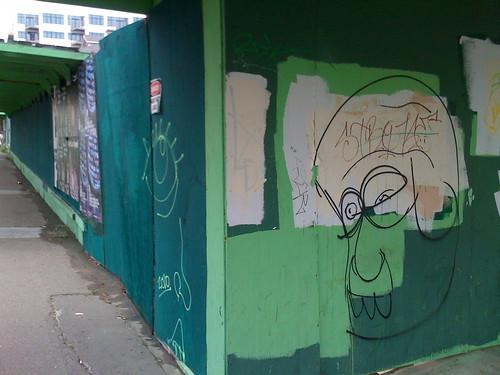 4th Avenue Graffiti 10