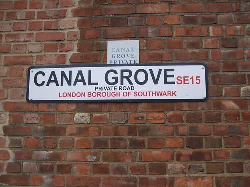 Canal Grove, Peckham