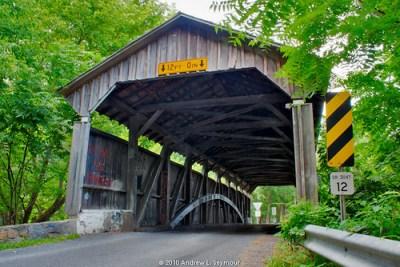 Speakman #1 Bridge HDR 02 (View of the entrance)