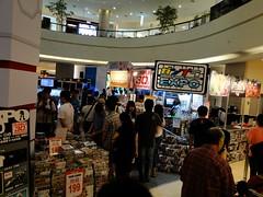 GUNDAM EXPO 2010 會場販賣區