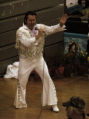 09 TN State Fair #174: Elvis Impersonator