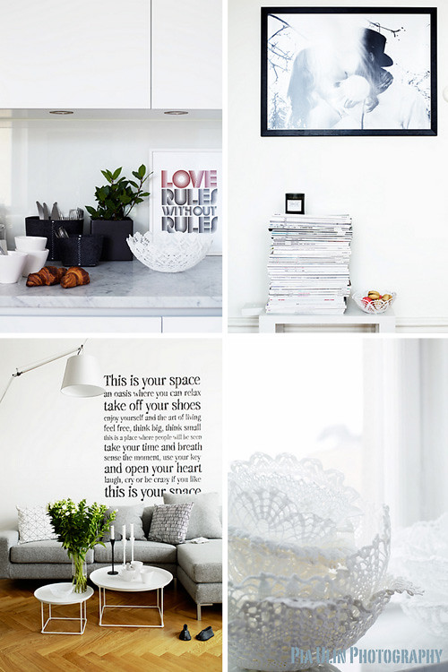 Decorating Tips + Pia Ulin Photography
