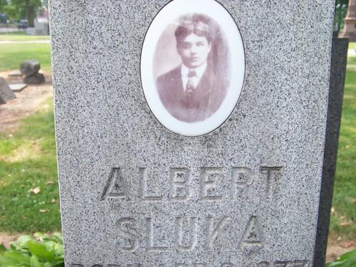 Albert Sluka