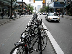 Bike Lane Parking