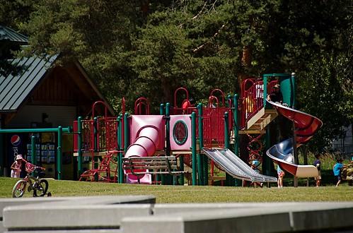 Marymoor Park play area
