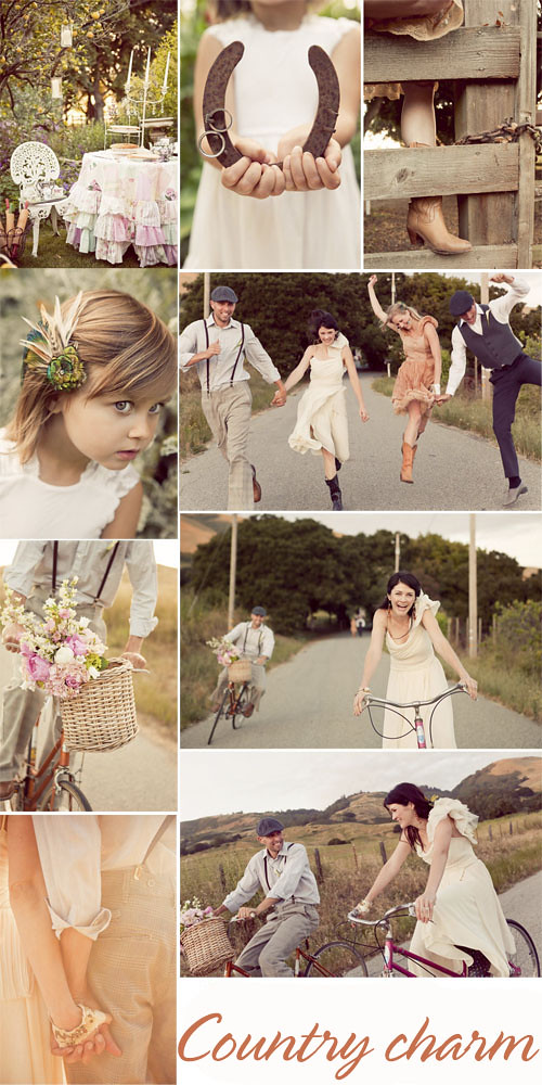 Country vintage inspiration