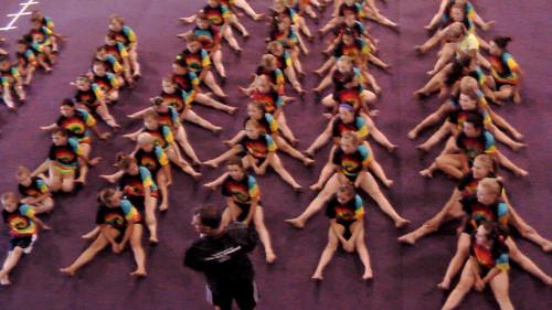 Gymnastics High Performance Training Camp 2010 (HPTCamp.com)