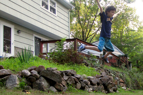 Picture Summer Day 19 - Jump Shot