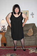 Little Black Dress - 8-13-2010 (4)