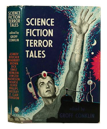 Groff Conklin, ed. - Science Fiction Terror Tales