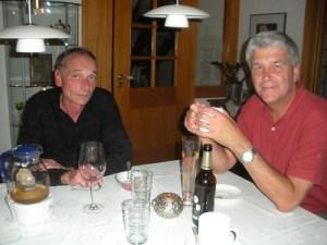 Waldemar and John