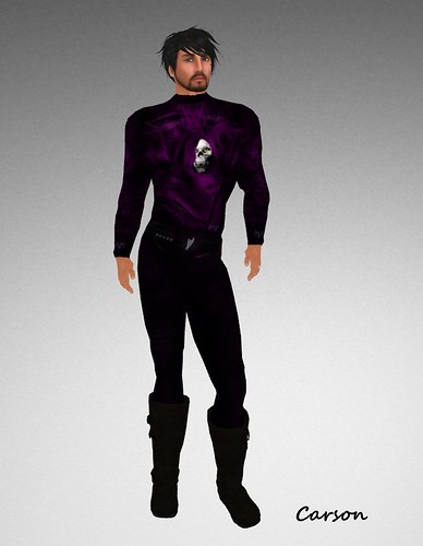 LNL  PURPLE GUARDIAN LONGSLEEVE OUTFIT BOX !