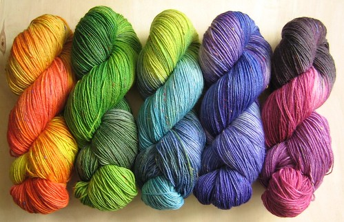 Sockenwolle Tweed II