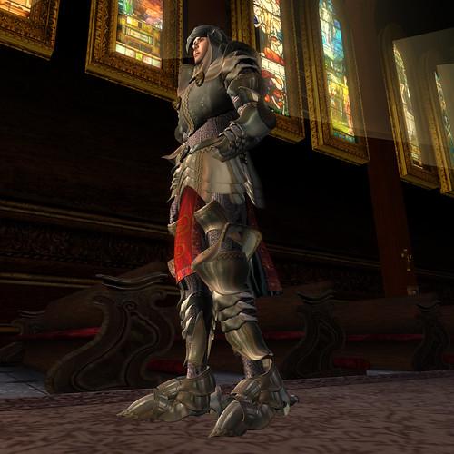 Harlequin, Pt. 1 - The Old Crusader III