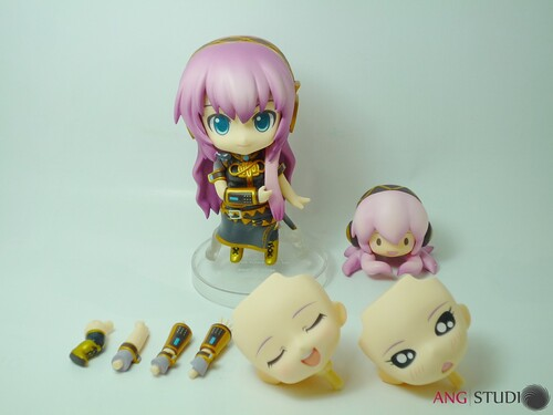 Luka-chan's parts and accessories