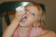 First Ice Cream Cone