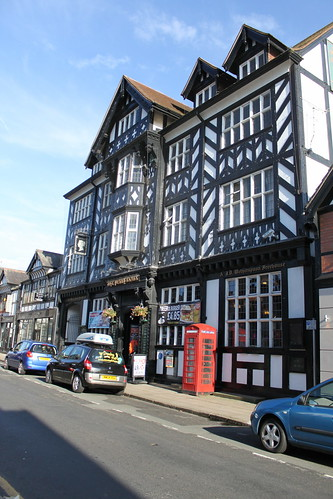 The Penny Black public house Northwich