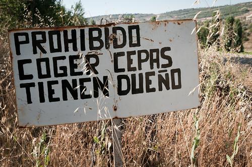 Un rincón de Villar del Olmo