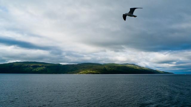 View to Morvern peninsula