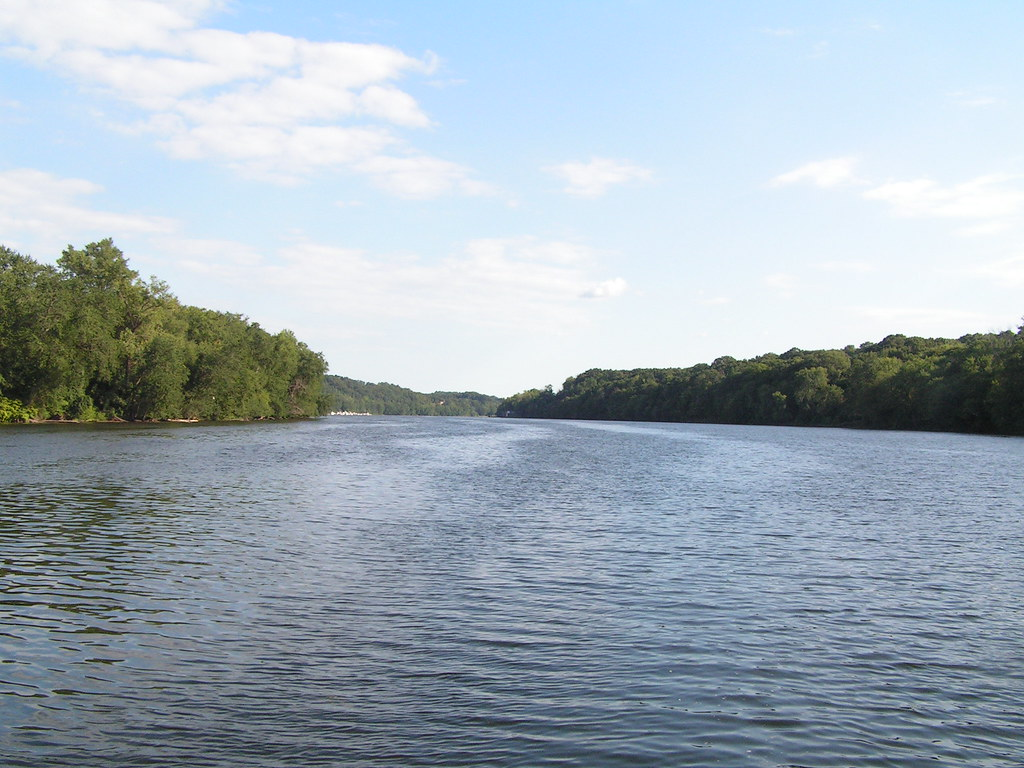 Looking South on the Connecticut River