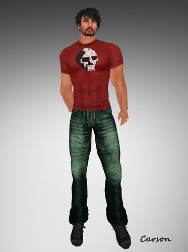 26. BalAni - Techie Hunt Techie Jeans and Skull Tee