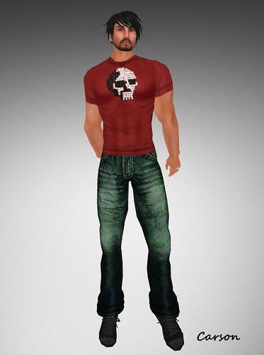 26. BalAni - Techie Hunt Techie Jeans and Skull Tee