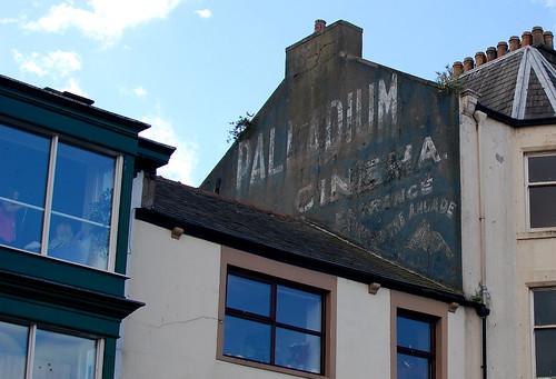 Palladium Ghost Sign