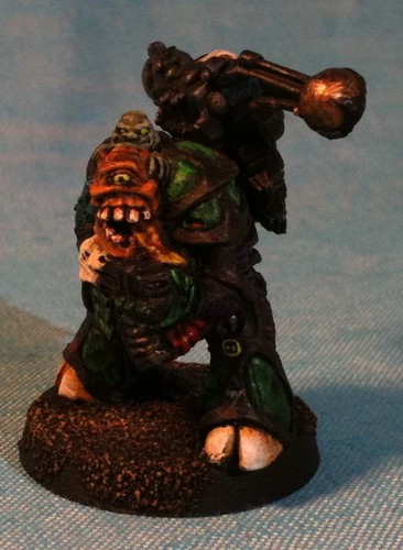 Renegade With Nurgling For Brain