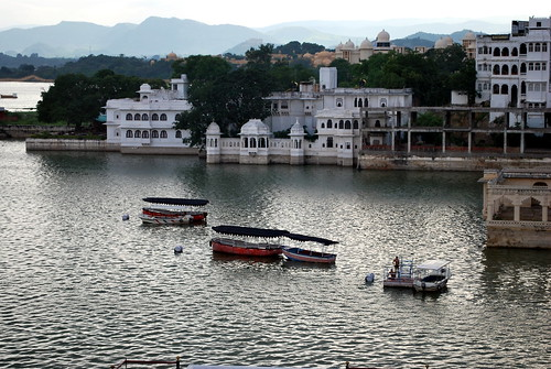 Room with a view, Udaipur