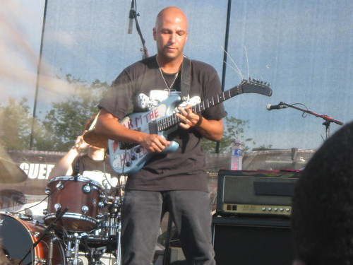 Tom Morello with SSSC