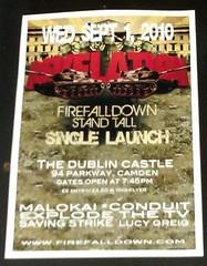 Dublin Castle Poster 1