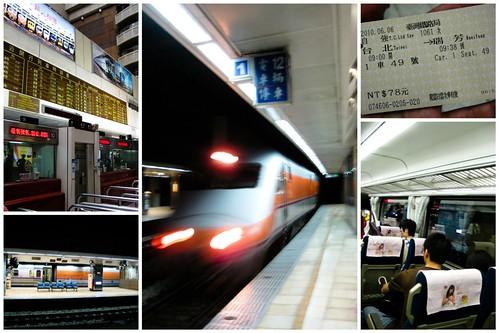local rapid train