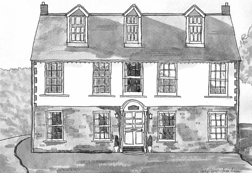 Kent house drawing