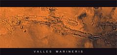 Mars: Valles marineris