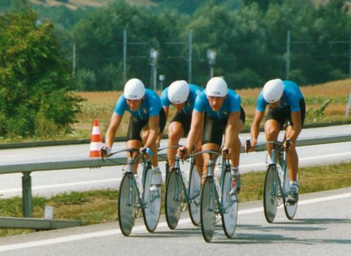 Italy 100km TTT Chambéry 1989
