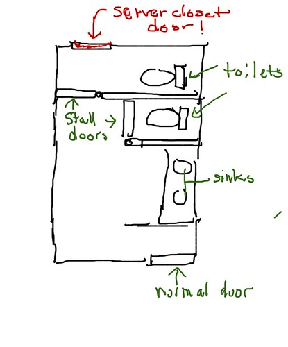 Plaxo Crittenden Bathroom Layout