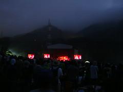 Fuji Rock Festival 2010 ATOMS FOR PEACE