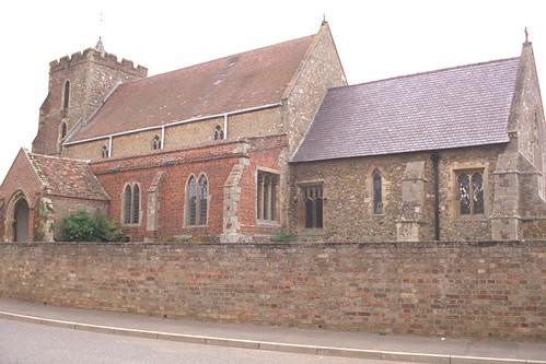 Witcham church
