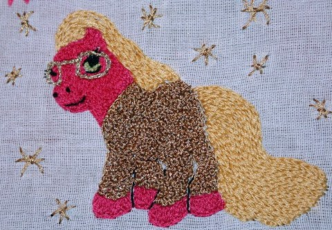 Leslie Hall My Little Pony