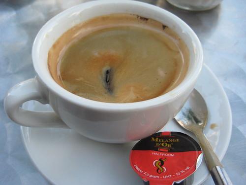 delicious dark espresso